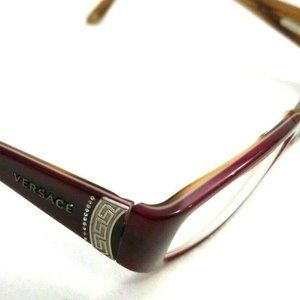 COPY - Versace 3091B Spell Out Crystal Eyeglass 5…